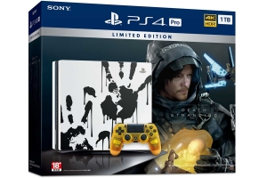 「PlayStation®4 Pro DEATH STRANDING™ Limited Edition」2019年11月8日限量發售
