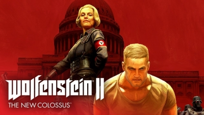 德軍總部2:新巨像《WOLFENSTEIN II: THE NEW COLOSSUS》全球上市 XBOX ONE、PLAYSTATION 4、PC 同步發售